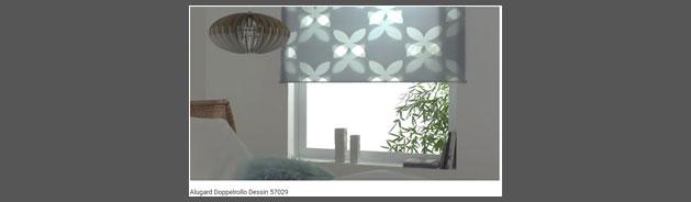 Alugard Doppelrollo Dessin 57029